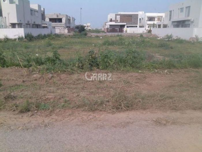 4 Marla Commercial Plot For Sale In Bismillah Housing Society, Lahore