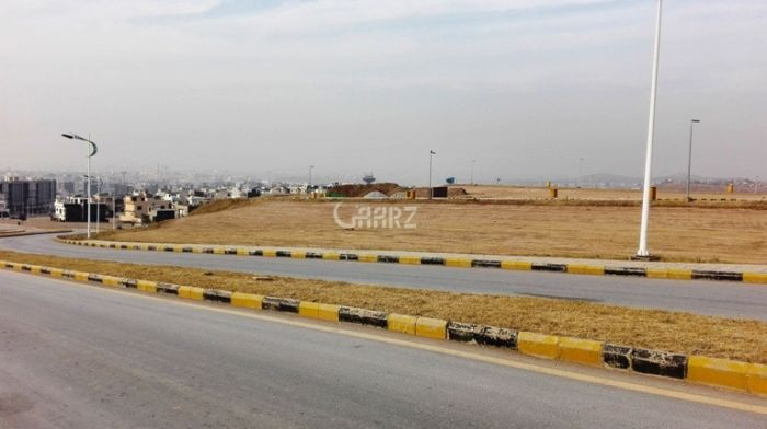 4 Marla Corner Commercial Plot For Sale In Dha Phase 6, Lahore
