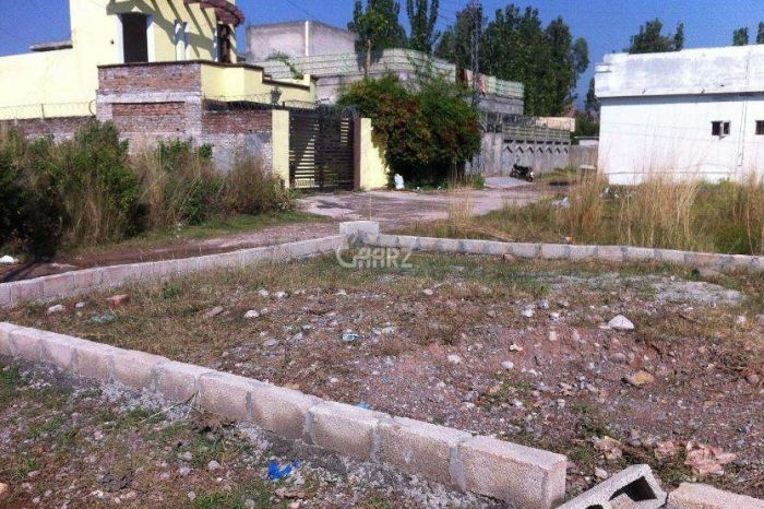 4 Marla Corner Plot For Sale In Eden Garden, Faisalabad