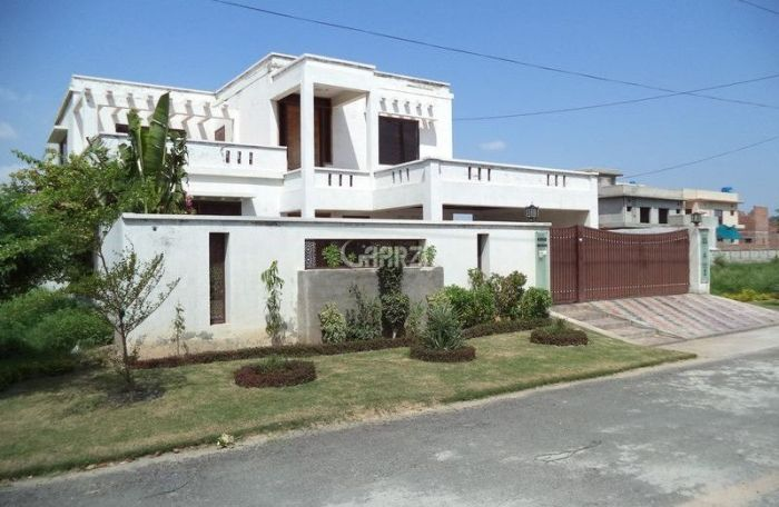 4 Marla House For Sale In Education Town, Lahore