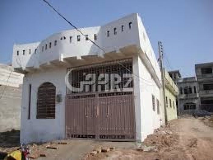 4 Marla House For Sale In Hanif Park, Badami Bagh, Lahore