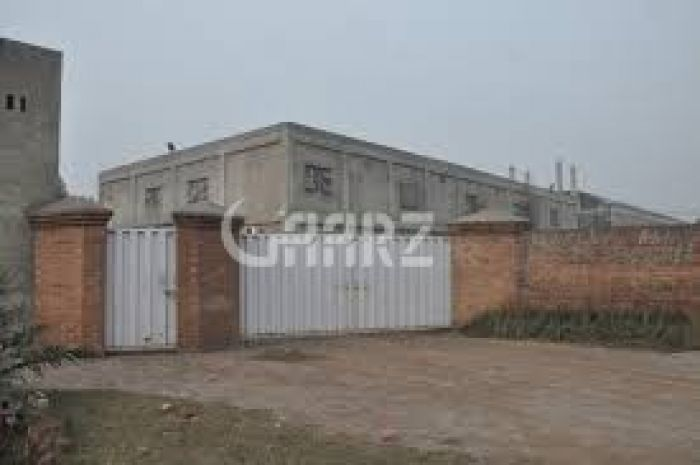 40000 Square Feet Factory For Sale In Raiwind Road, Lahore