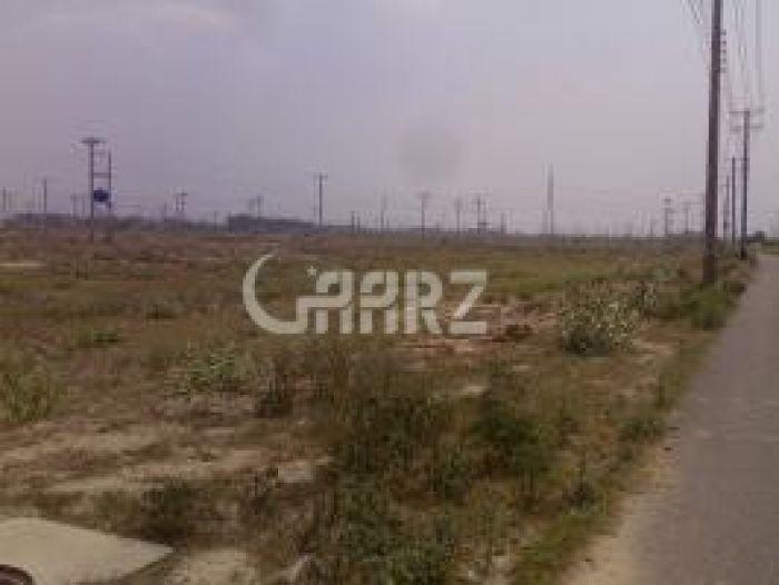 5 Marla Plot For Sale In Alfalah Town, Lahore