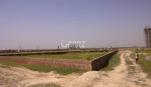 5 Marla Plot For Sale In Block BB, Bahria Town - Sector D,Lahore