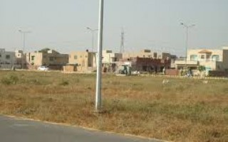 5 Marla Plot For Sale In Block D, DHA 9 Town, Lahore