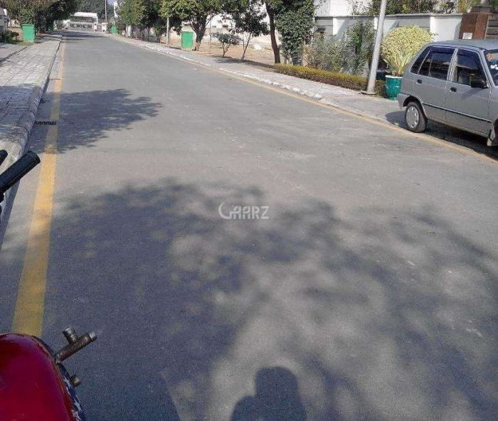 5 Marla Plot For Sale In Canal Fort II, Lahore