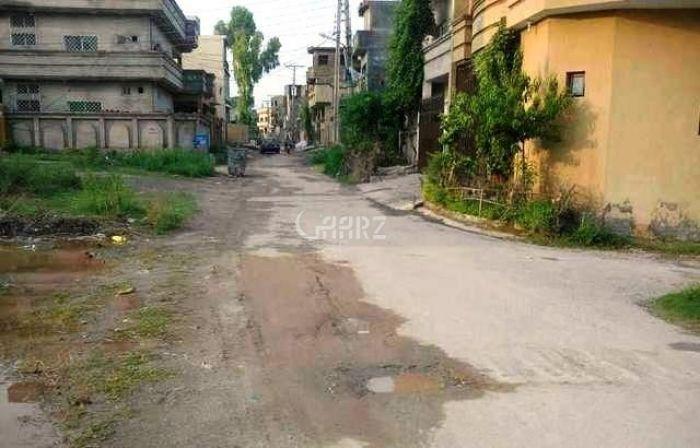 5 Marla Plot For Sale In Gujjar Khan, Near To Kalyam Gaaoun.