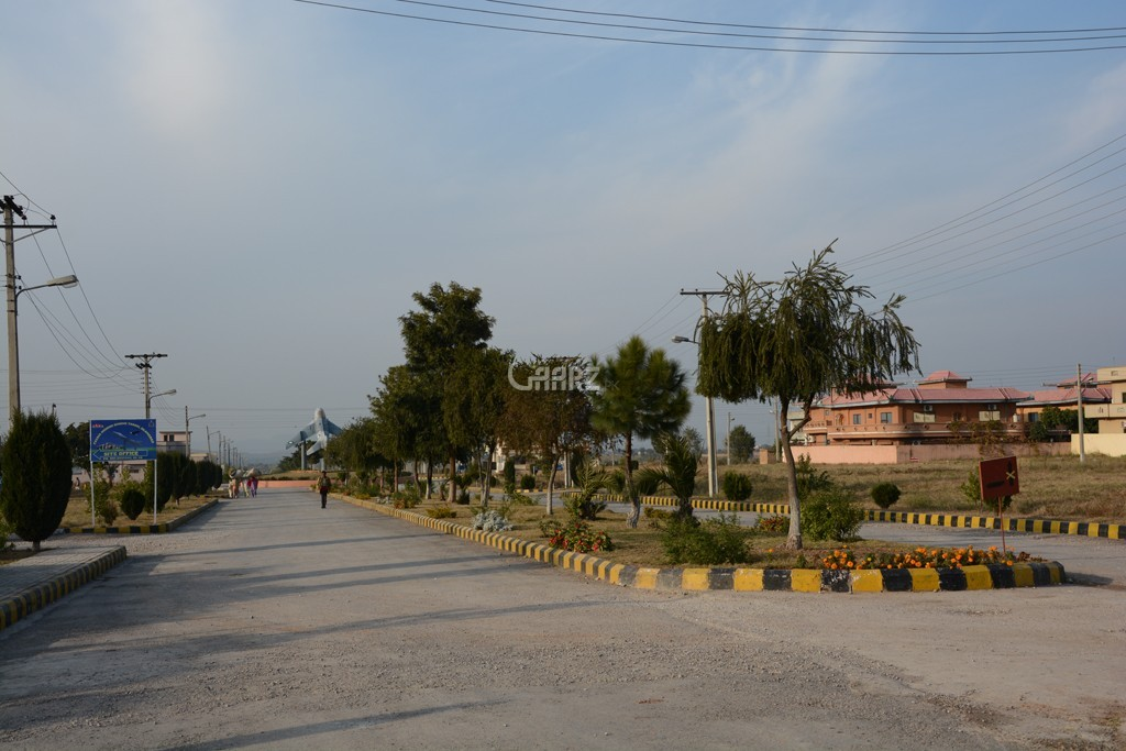 5 Marla Plot For Sale In New City Lahore.