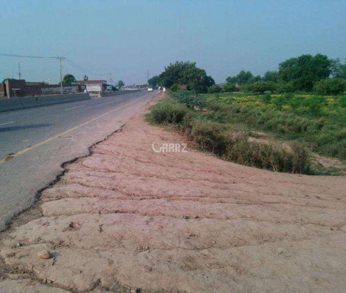 5  Marla Plot For Sale In  Servants Housing Foundation,Faisalabad
