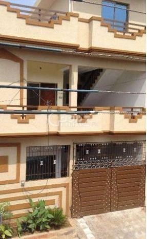 5 Marla Upper Portion For Rent In Mustafa Town, Lahore