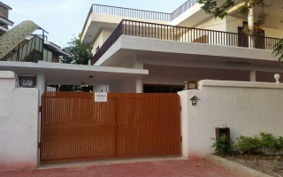 1 Kanal Ground Portion For Rent In F-11/1, Islamabad