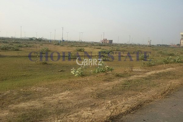 10 Marla Plot for Sale