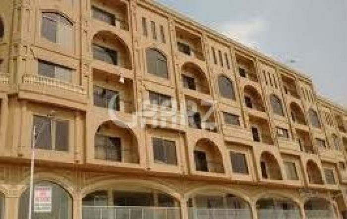 560 Square Feet Apartment For Sale In Bahria Town Phase-4