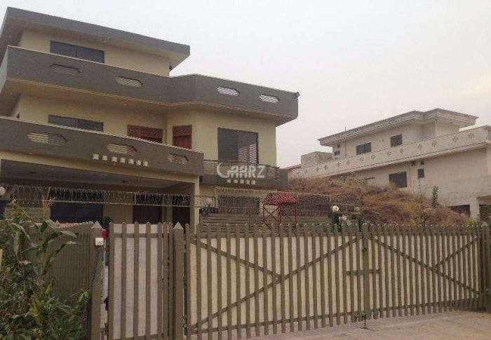 566 sq yd House for Rent in F 10/1, Islamabad.