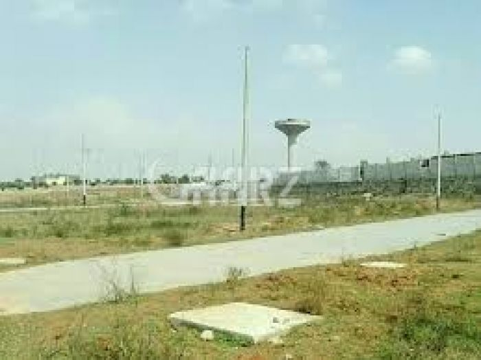 6 Kanal Commercial Plot For Sale In Walton Road, Lahore