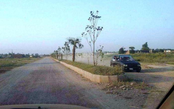6 Kanal Plot For Sale In Thokar Niaz Baig, Lahore