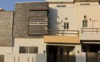 6 Marla House For Sale In Bahria Town- Precinct 2, Karachi