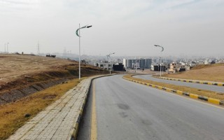 6 Marla Plot For Sale In Media Town,  Islamabad