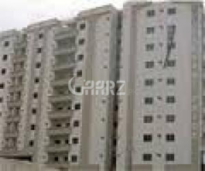 657 Square Feet Flat For Sale In  Chinab Block, Allama Iqbal Town, Lahore