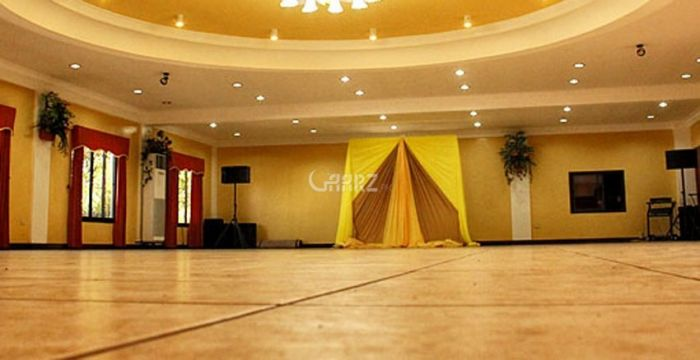 6750 Sqaure Feet Hall For Rent In Harbanspura Road, Lahore