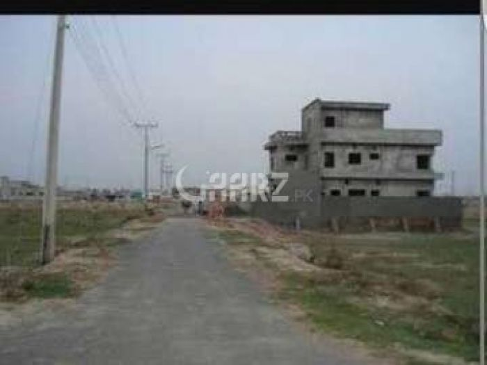 7  Marla Plot For Sale In Sitara Supreme City  Faislabad