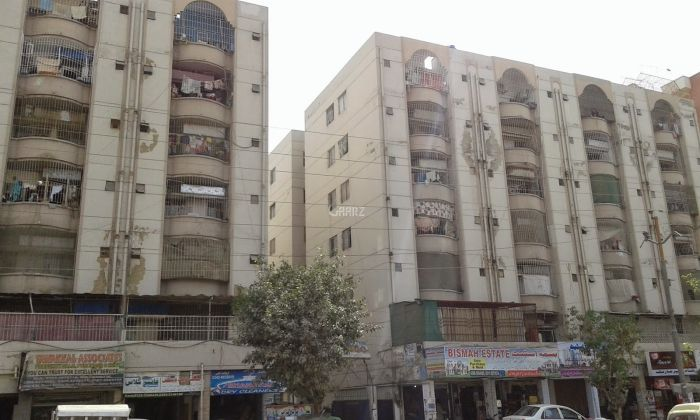 788 Square Feet Flat For Rent In Chinab Block, Allama Iqbal Town, Lahore
