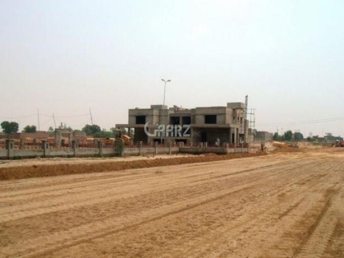 8 Marla Plot For Sale In Al Jalil Garden, Lahore