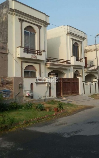 9 Marla House For Sale In Wapda Town, Lahore