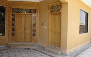 5 Marla Ground Portion For Rent In Bahria Town Phase-8,Rawalpindi.