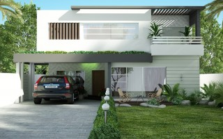 1 Kanal House For Sale In Bahria Orchard, Lahore