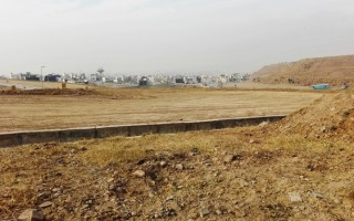 1 Kanal Park Face Plot For Sale In Bahria Town Phase 2, Rawalpindi