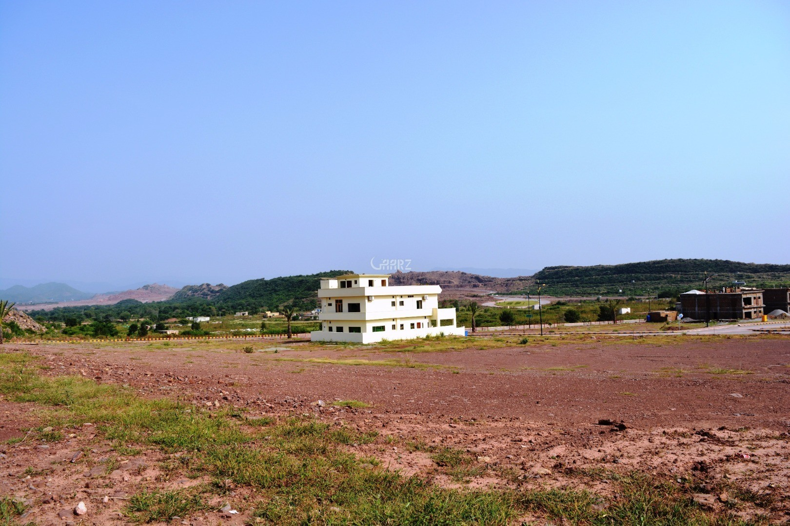 1 Kanal Plot For Sale In DHA Phase 2, Islamabad.
