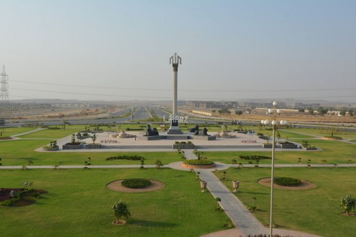 1  Kanal  Plot  For  Sale  In Bahria Town Phase 1, Islamabad
