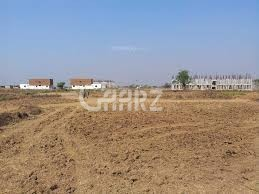 1 Kanal Plot For Sale In  Block C, DHA Phase 5, Lahore