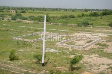 1 Kanal Plot For Sale In  Block Z4, DHA Phase 8, Lahore