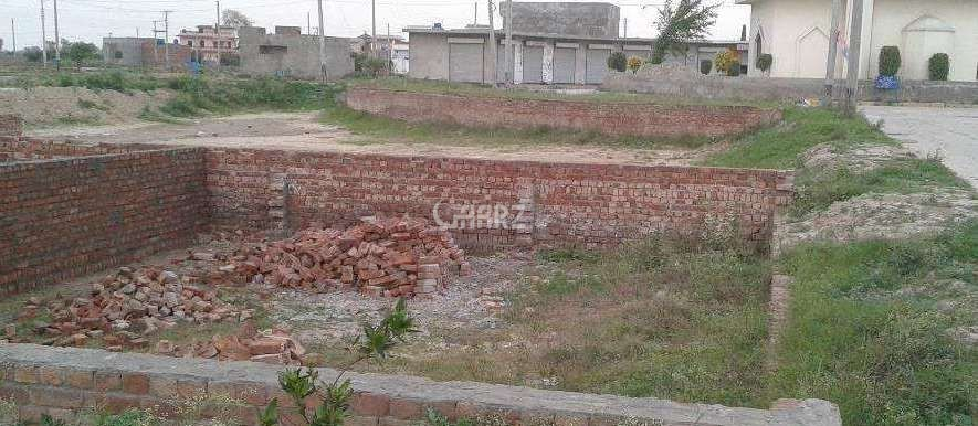 1 Kanal Plot For Sale In DHA Phase 9 Prism - Block K