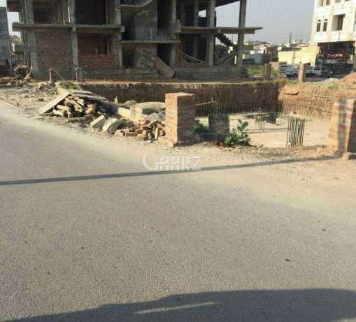 1 Kanal Plot For Sale In State Life Phase 2 - Block CC