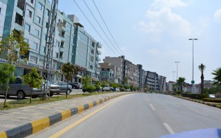 10 Marla Commercial Plot For Sale In Bahria Town Phase-4, Rawalpindi
