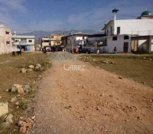 10 Marla Plot For Sale In Bahria Town Phase 3,Rawalpindi.