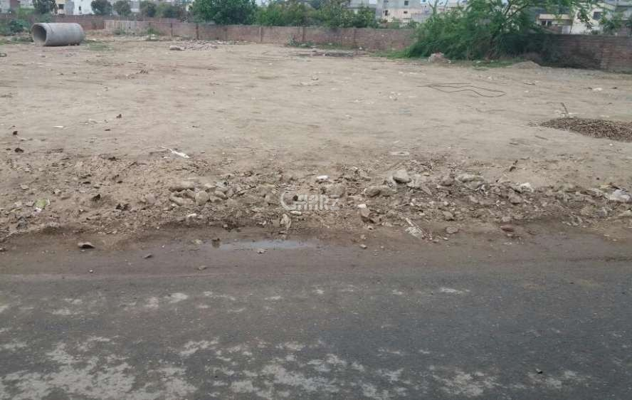 10 Marla Plot For Sale In Bahria Town Phase 4,Rawalpindi.