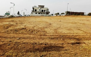 10 Marla Plot For Sale In Bahria Town Phase 8,Rawalpindi.