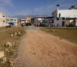 10 Marla Plot For Sale In DHA Phase 4  Block DD, Lahore