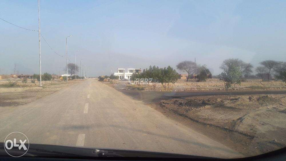 10 Marla Residential Land for Sale in Bahria Town Lahore