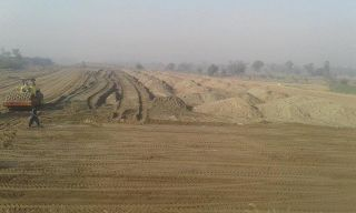 10 Marla Plot For Sale In  Tulip Block, Bahria Town - Sector C, Lahore