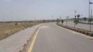 10 Marla Residential Plot in Block D, TopCity-1, Islamabad.