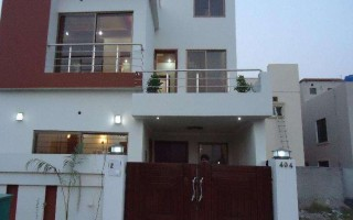 12 Marla House For Sale In DHA Phase 6, Karachi