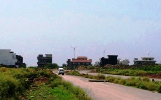 14.2 Marla Plot For Sale In D-12/2,Islamabad