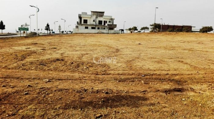 17 Marla Plot For Sale In Bahria Town Phase-8, Rawalpindi