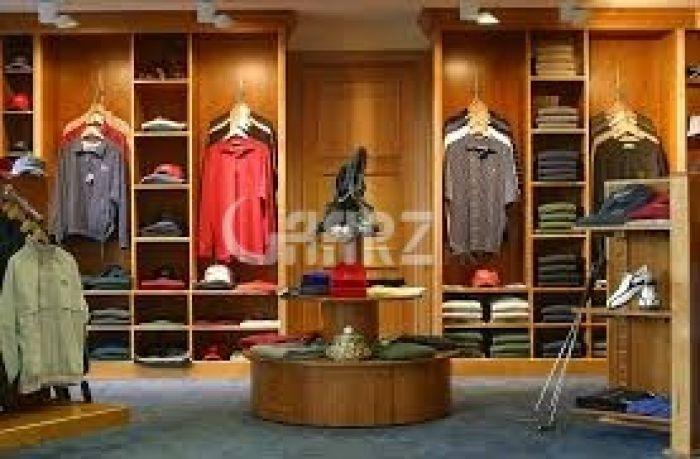 184 Square Feet Shop For Rent In IT Tower And Shopping Mall, Ghalib Road, Gulberg Lahore