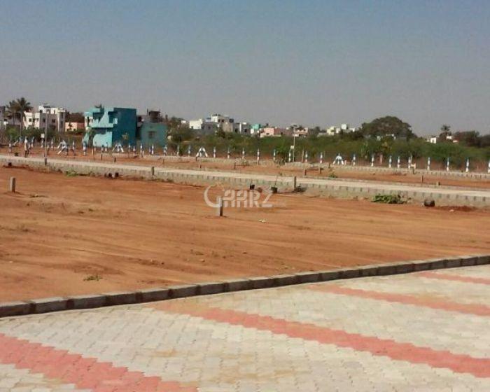 3 Marla Plot For File Sale In Safari Garden Housing Scheme, Lahore